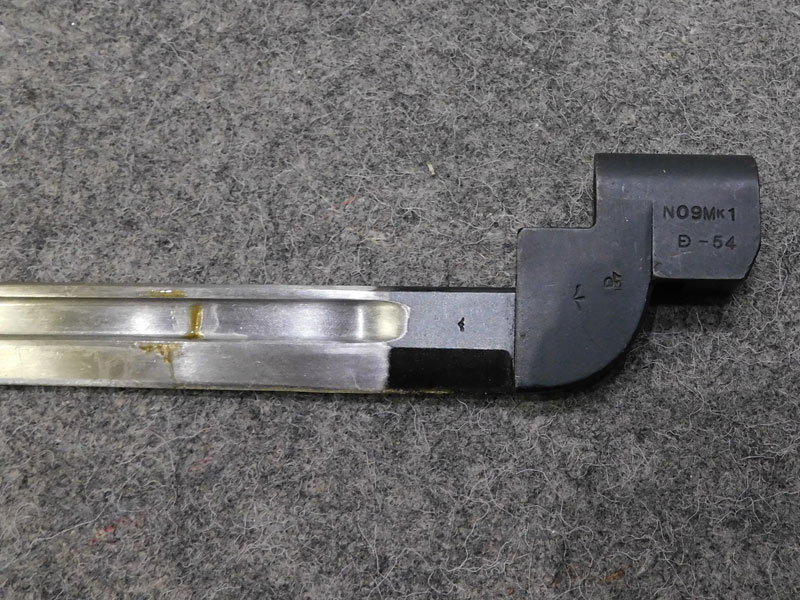 baionetta Enfield N°9