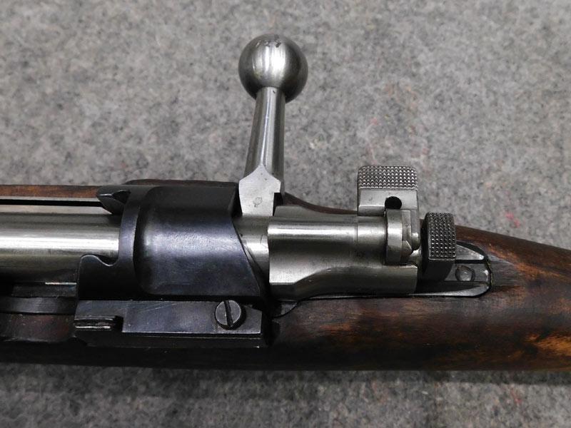 Carl Gustafs Mauser 96/38