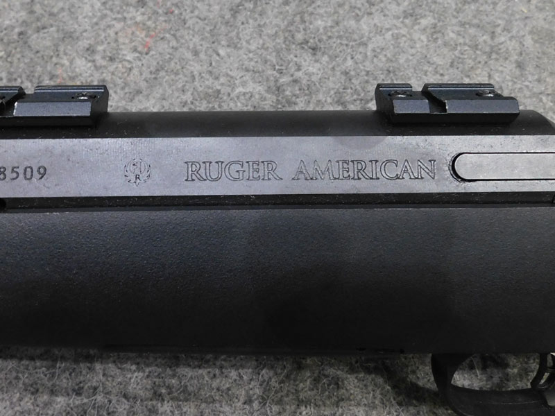 Ruger American Rifle usata