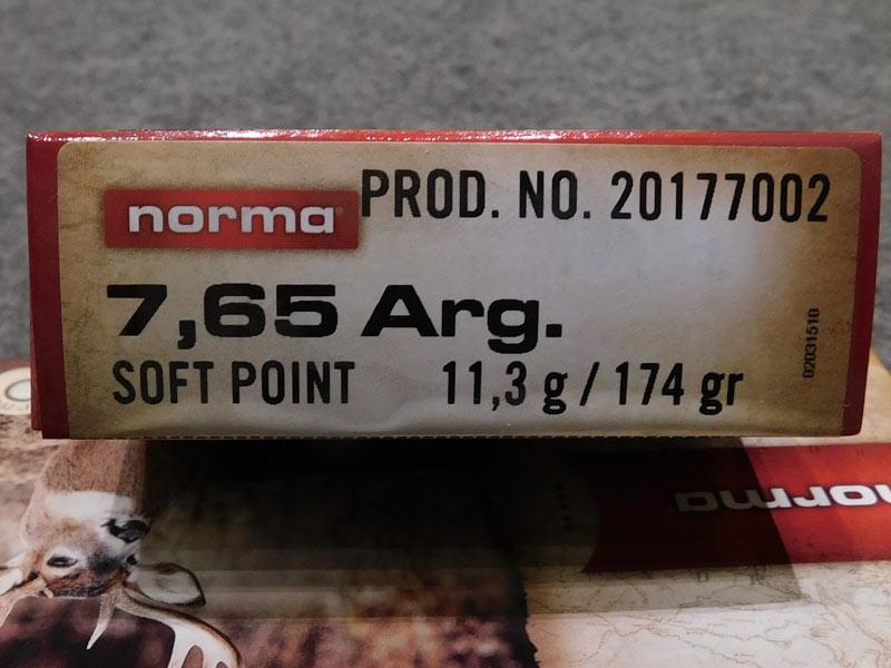 Munizioni 7.65 Argentino PROMO