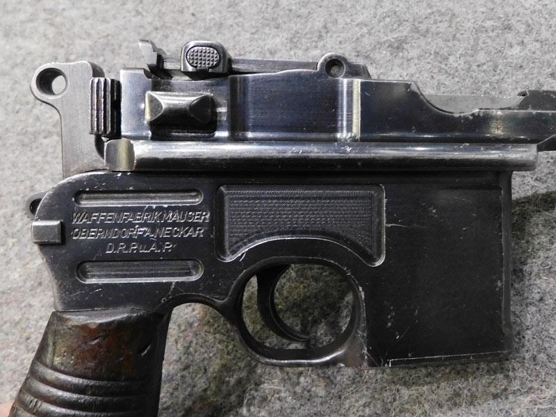 Mauser C96 1930