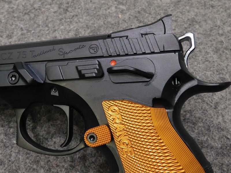 C.Z. 75 TS Orange