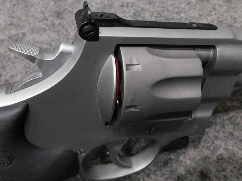 Smith & Wesson 929 calibro 9 x 21